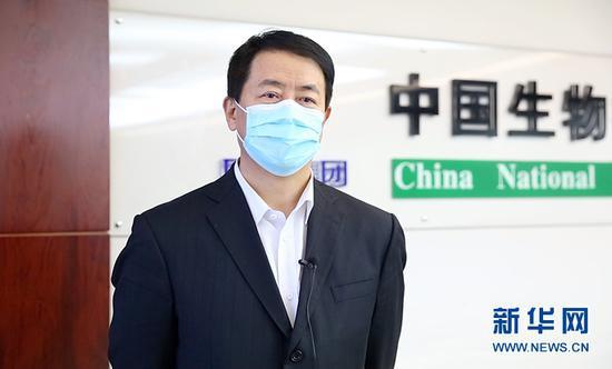 中国生物董事长详解康复者血浆采集六大焦点问题