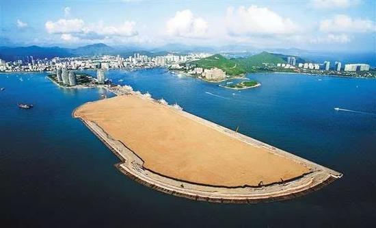三亚凤凰岛国际邮轮港二期工程