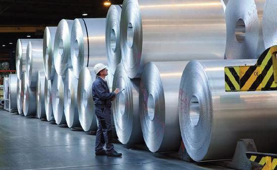 英媒:中国铝产商或成特朗普关税政策大赢家