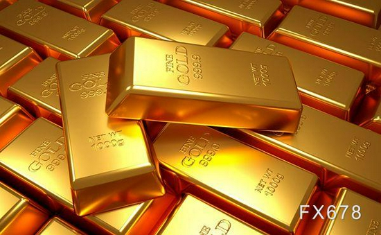 黄金交易提醒:美元与美债收益率齐涨 金价跌破千八前景堪忧!