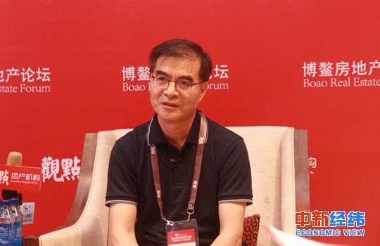 阳光城集团执行副总裁吴建斌:不愿意被称小碧桂园