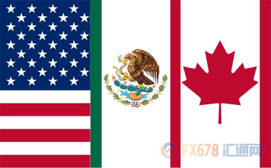 美墨即将达成NAFTA协议