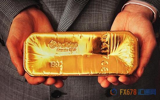 欧系货币的大礼还不够? 黄金挣扎在生死竞速线