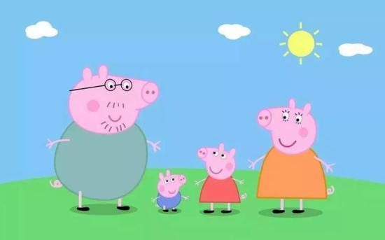 小猪佩奇被卖40亿美元 史上最贵猪!_淘网赚