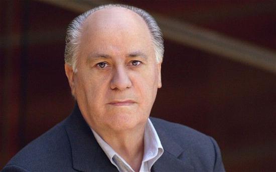 阿曼西奧·奧爾特加