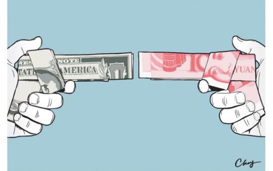 美元上涨基石松动 贸易紧张局势升级怕是也难扭颓势