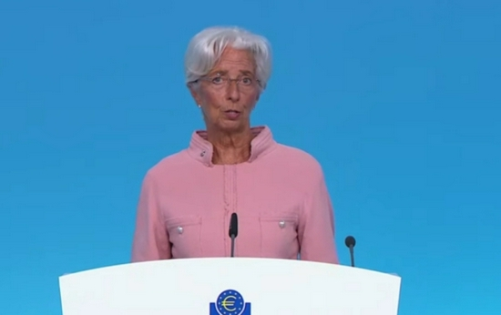 """欧洲央行宣布放缓四季度PEPP购债速度 拉加德:""""不是缩减,正在重新调整刺激措施"""""""