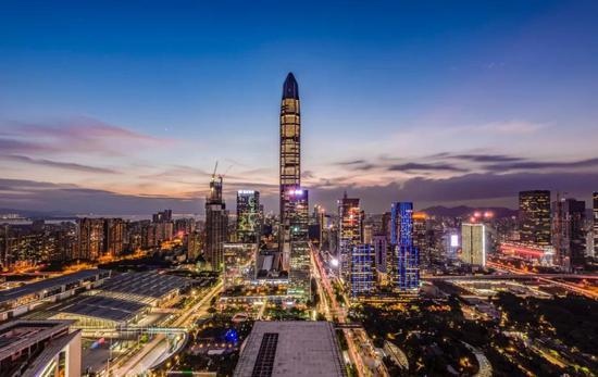 建设中国特色社会主义先行示范区 为什么是深圳?