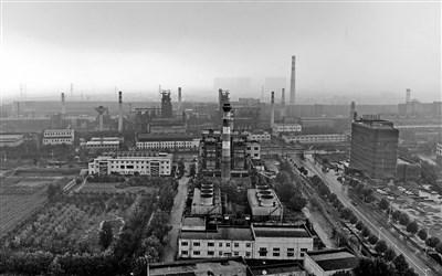 大环境的改善使得现今钢铁企业每吨钢材利润普遍具有数百元之多,最高的甚至达到千元 新华社图