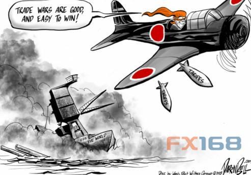 美国政界大佬炮轰特朗普:贸易战恐导致重大经济危机
