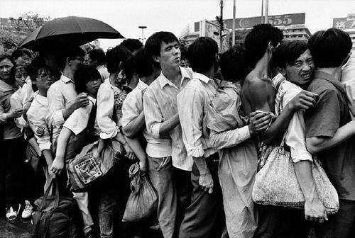 ▲1988 年抢购风潮