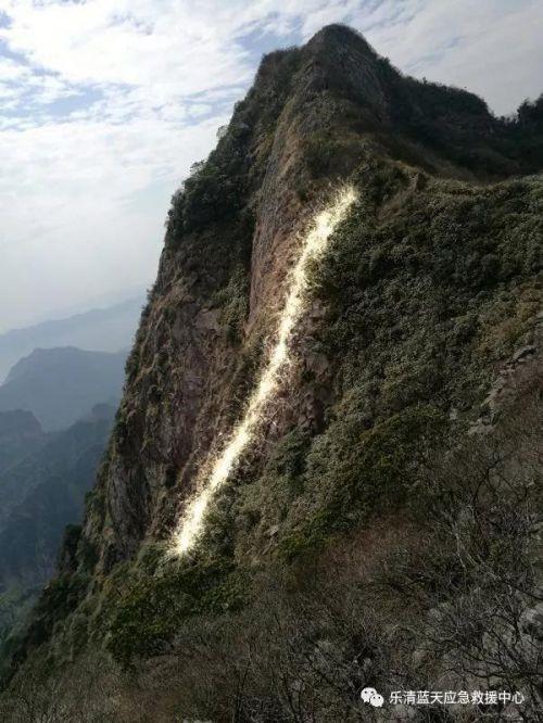 浙江稠州商业银行行长登山时失足跌入峡谷 不幸遇难