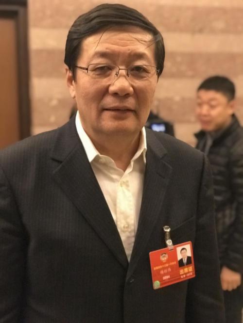 △全国政协委员、全国社保基金理事会会长 楼继伟