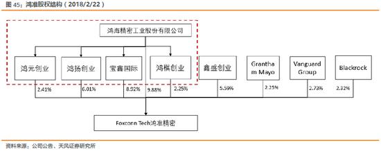 天风电子:富士康与鸿海的千丝万缕(图65)