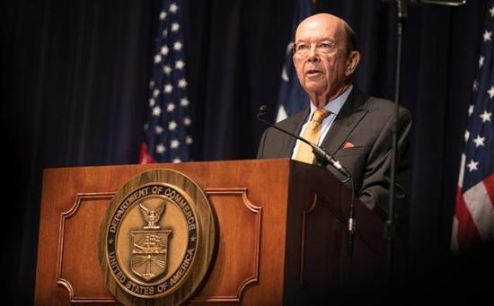 美国商务部长罗斯