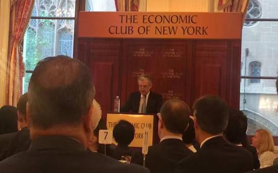 华尔街基金经理陈凯丰:我对三任联储主席近距离感受