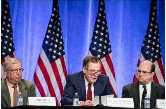 美国声称让中俄入世是个错误 或对华采取单边行动