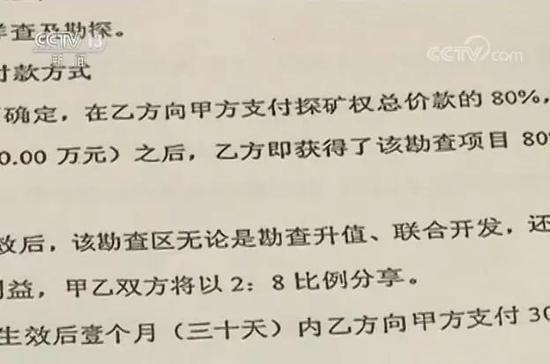 2003年赵发琦与西勘院签订的合同