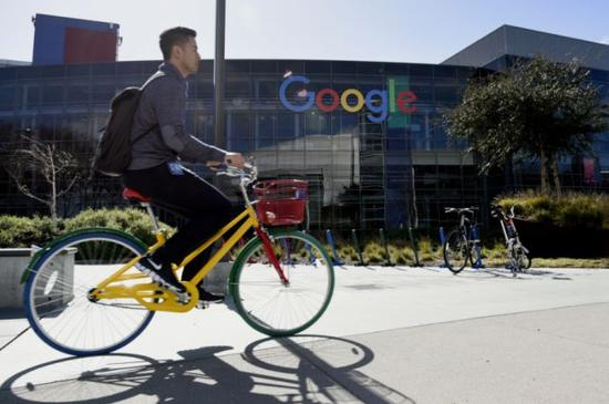 谷歌加州總部