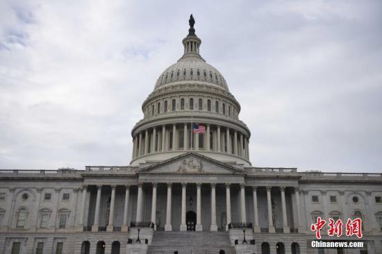 资料图:美国国会大楼。中新社记者 邓敏 摄