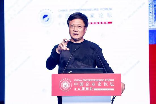 孙宏斌谈地产下半场:没大幅上涨或下降的可能(实录)