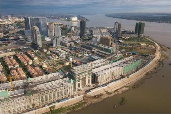 柬埔寨楼市成中国投资者新目标 地产中介