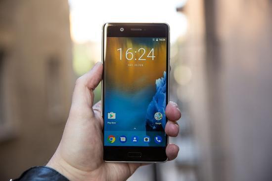 诺基亚智能手机销量全年增长 达845万部