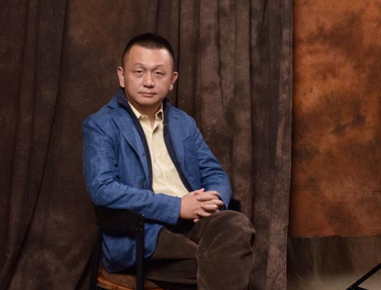 朱啸虎(摄影:史小兵)