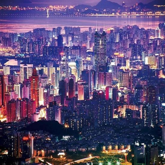 2017福布斯中國大陸最佳商業城市榜單發布