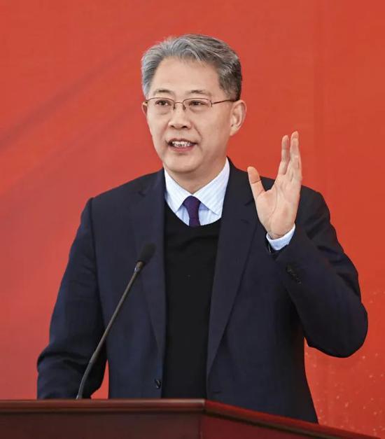 中国光大集团董事长