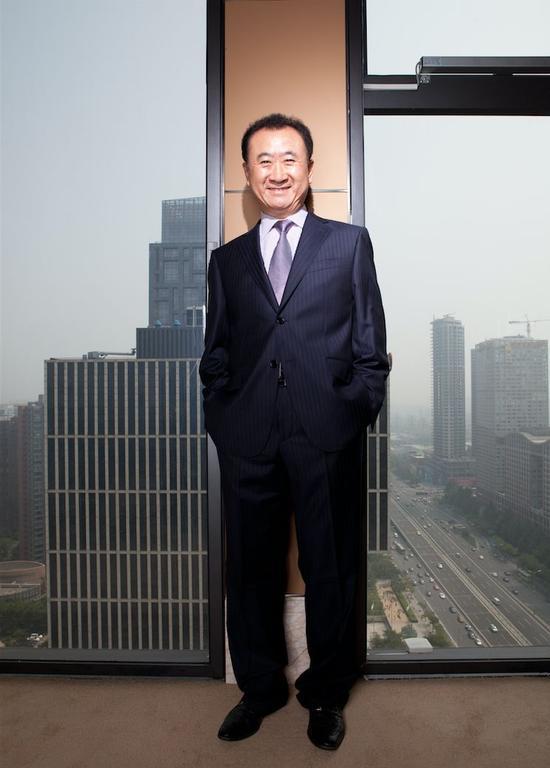 图片来源:《中国企业家》 摄影/邓攀