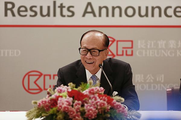 李嘉诚悄然出售广东3800亩地产项目,粤泰股份将接盘