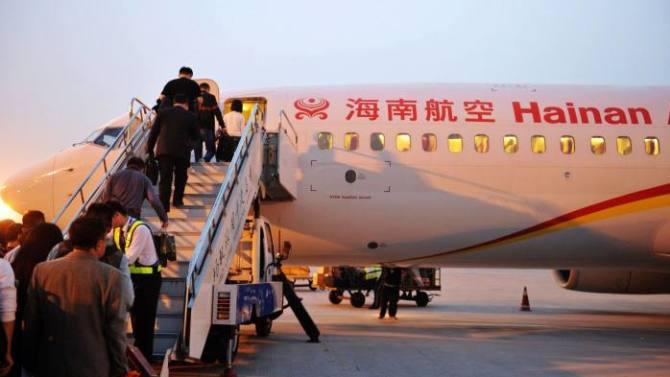 媒体称海航与香港开发商谈判 希望拿15-20亿美元贷款