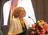 德国工业4.0平台成员机构――卡尔斯鲁厄理工学院工程信息学院管理院长Jivka Ovtcharova
