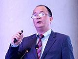 华为技术有限公司战略部副总裁、全球智慧城市业务部总经理郑志彬
