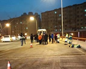 哈尔滨司机醉驾撞7名环卫5死2伤