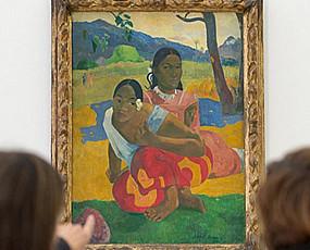 世界10大名画 第1名价格超20亿元