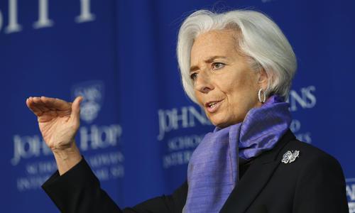 欧洲央行行长拉加德抨击比特币 指责其为洗钱提供了便利