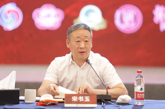 宋书玉:构建五大体系,创新发展模式,助力中国白酒产业再出发