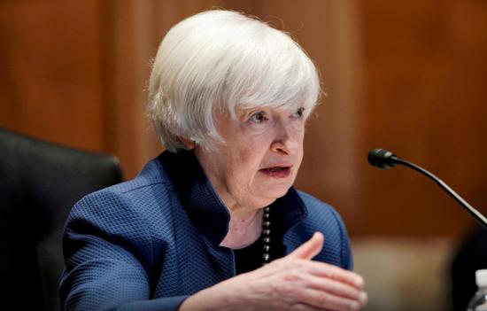 美国财长耶伦:国会将在12月3日提高债务上限
