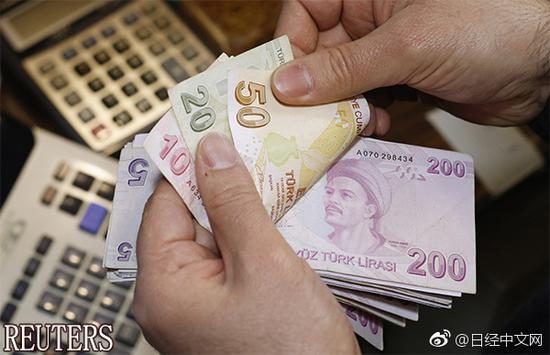 新兴国货币贬值,土耳其之后轮到谁?
