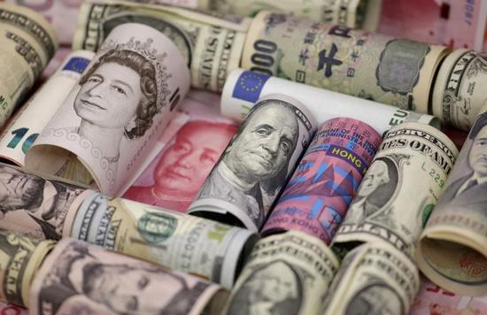 IMF:美元在全球外汇储备中所占份额进一步下降