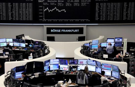 美欧贸易谈判前景积极 欧洲股市