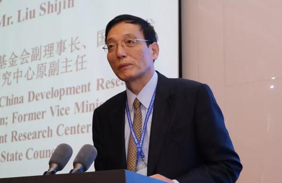 """刘世锦:服务贸易要更多重视外循环 """"中国要由外循环转成内循环为主""""说法不符合事实"""