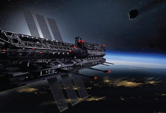 想看浩瀚宇宙?英媒:多家太空旅