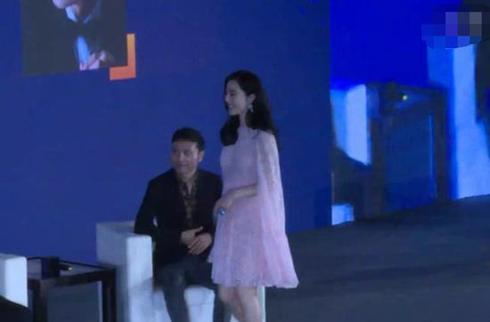 范冰冰今日空降中国化妆品大会 自创FAN BEAUTY品牌