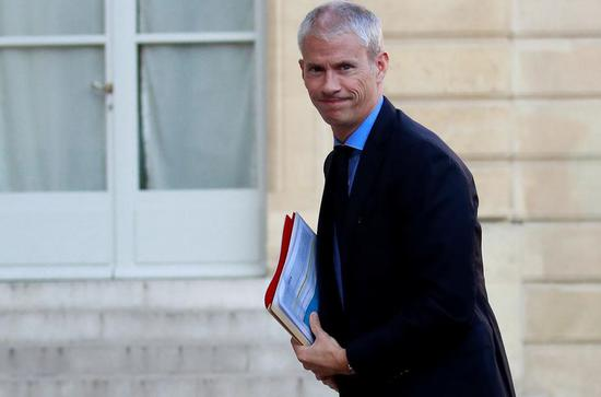 法国文化部长确诊感染新冠肺炎 7天前曾会见马克龙 新湖南www.hunanabc.com