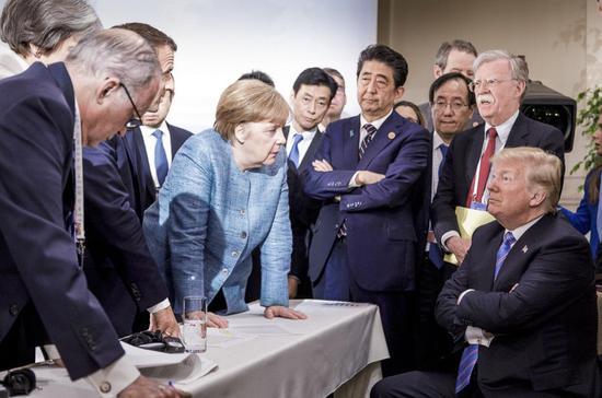 全球对美已启动超300亿美元报复性关税