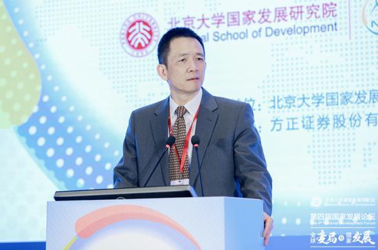 姚洋:北大国发院一直秉承问题导向的研究取向