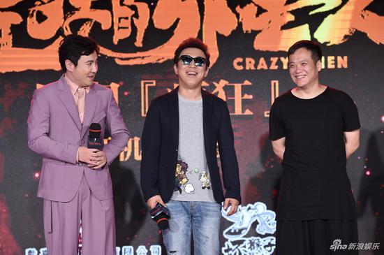 王宝强28亿保底宁浩新片 欢喜传媒提前锁定7亿收入
